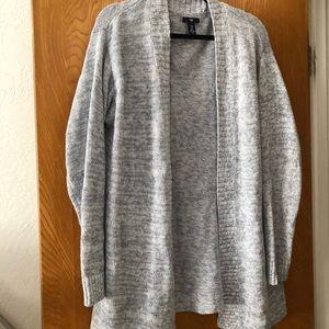 GAP open front sweater XL